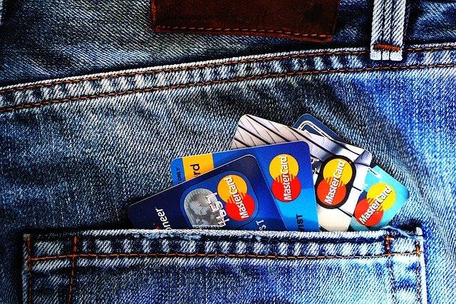 kapsa na kreditky