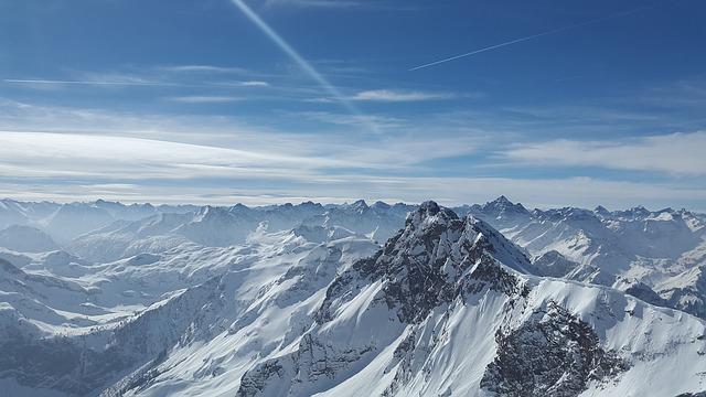 tannheimer hory