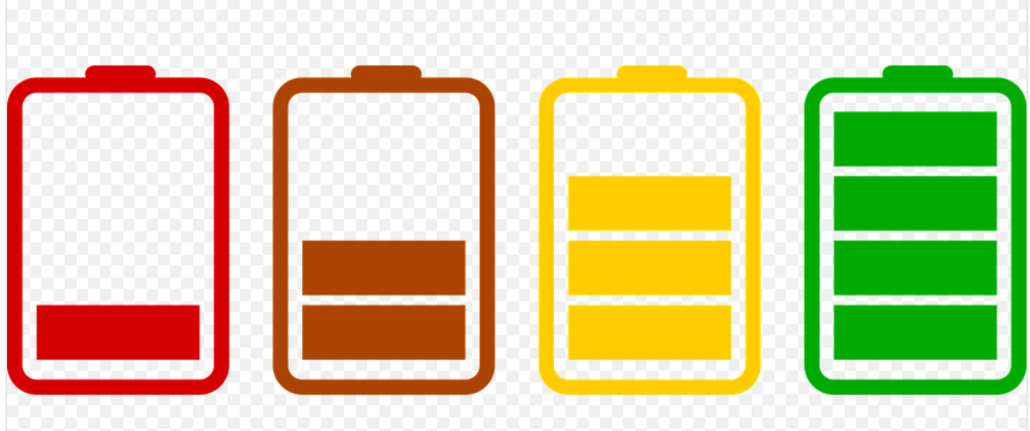 postup baterie